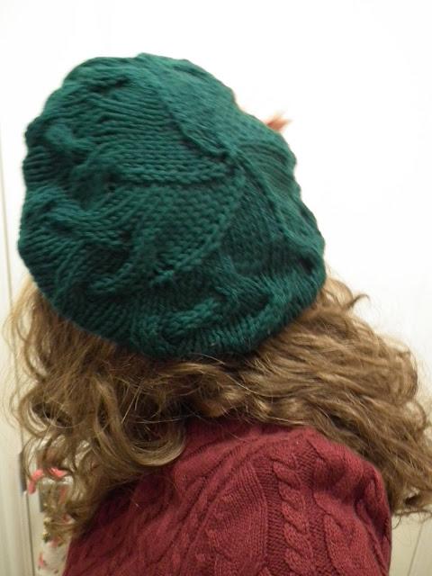 Star Crossed Slouchy Beret hat