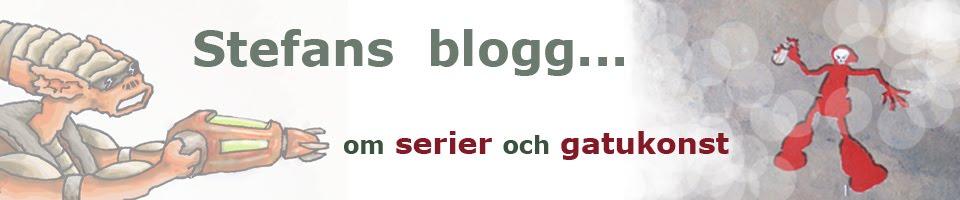Stefans SerieBlogg