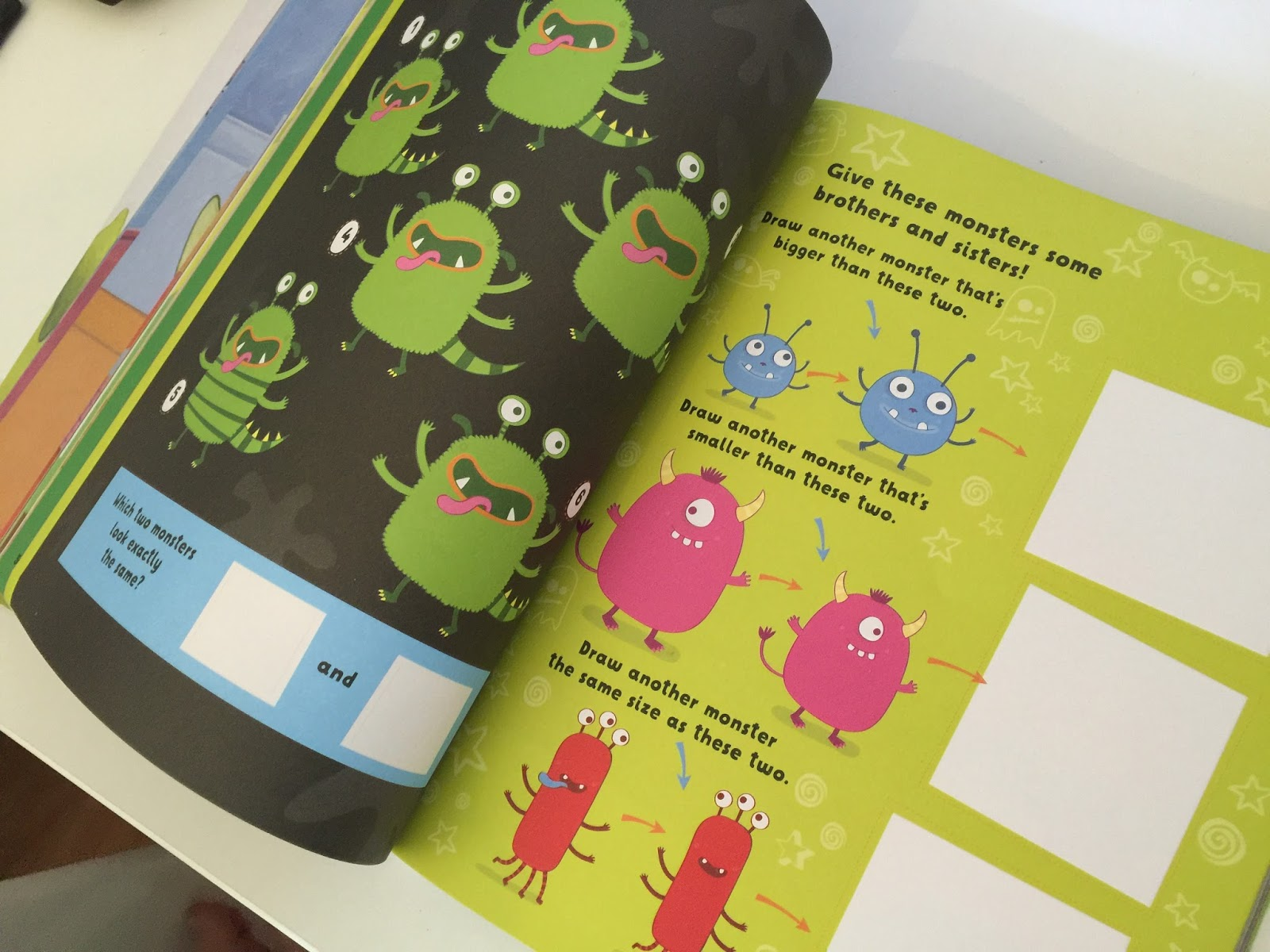 the big book of monster fun