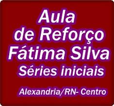 Aula de Reforço Fátima Silva