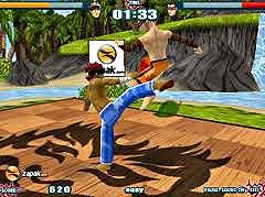 Kung Fu Master Online 3D Game