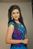 Sri Mukhi latest Photos at Muse Arts Gallery-thumbnail-15