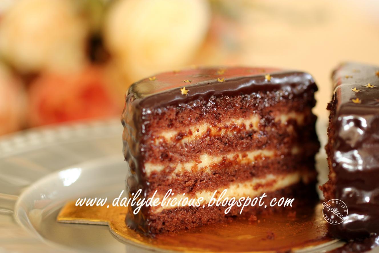 Cake Boston Cream Pie