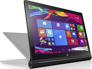 Harga dan Spesifikasi Lenovo Yoga Tab 2 Pro Terbaru