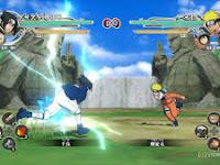Cara Bermain Naruto Ultimate Ninja Storm Revolution Menggunakan Joystick