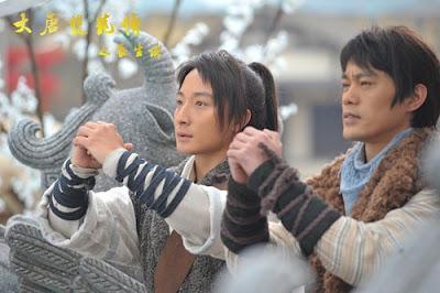 Phim Song Long Đại Đường - VTV1 [Tập 38/38] Online