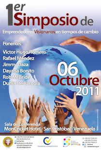 Simposio de Emprendedores Visionarios-San Cristobal