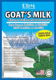 khasiat Goat's Milk