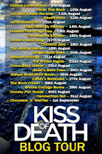 Kiss of Death Blog Tour