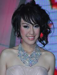 Kumpulan Foto Hot Vania Larissa Miss Indonesia 2013