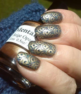 Mentality Beige Opaque and Emily de Molly EDM04