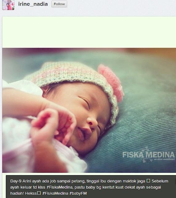 anak irine nadia,nama anak irine nadia,gambar anak irine nadia,gambar terbaru anak irine nadia,ini blog heirizalieyana