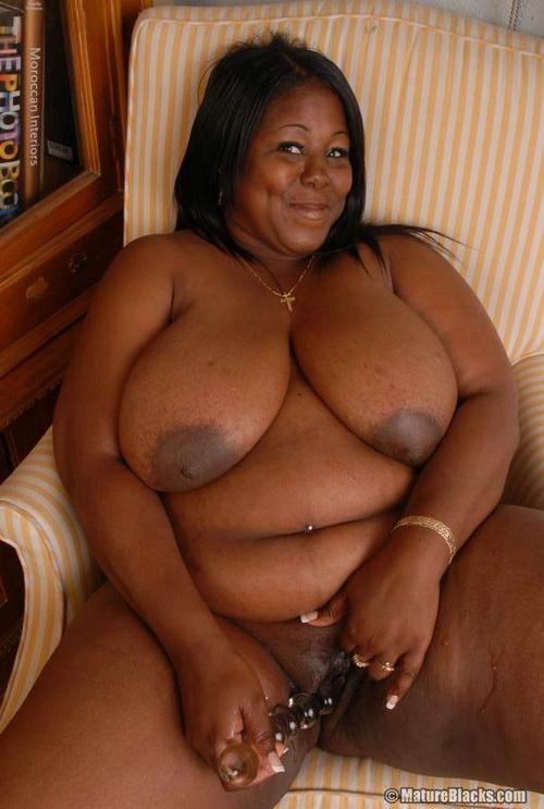 Big fat black women nude porn interruption video