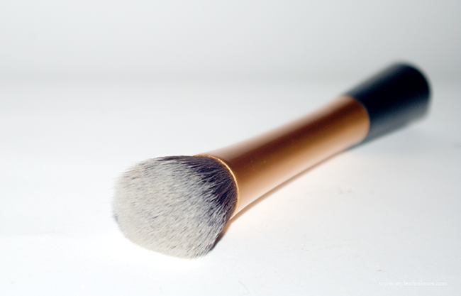 Real Techniques Buffing Brush Dupe from Ebay