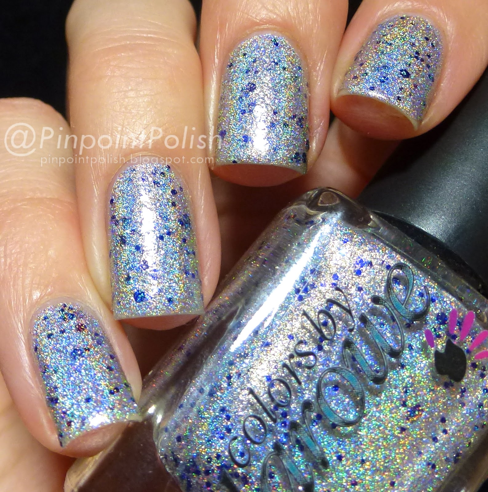 Come Dance the Hora, Colors by Llarowe, swatch