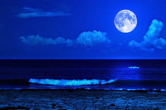 fenomena bulan biru blue moon