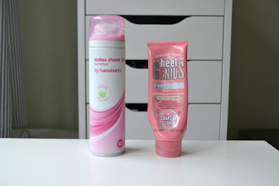 Soap & Glory Heel Genius