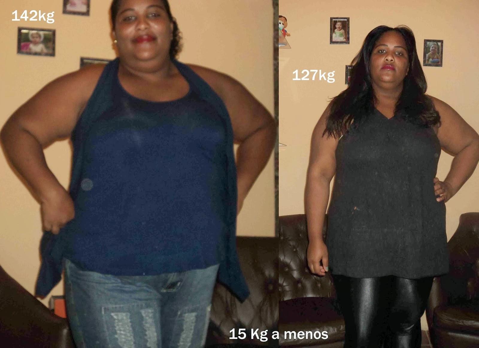 Menos 15kg