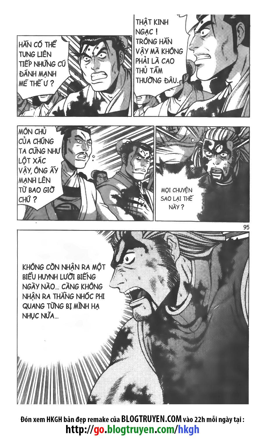 Hiệp Khách Giang Hồ chap 211 page 13 - IZTruyenTranh.com