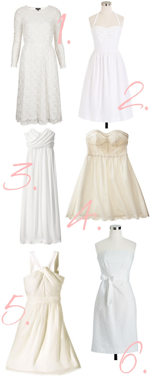 Here & Now: The Little White Dress