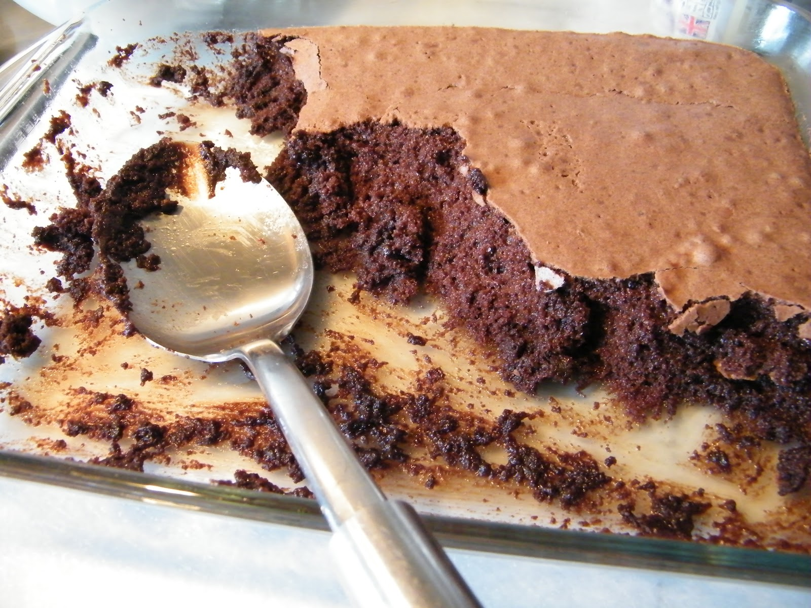 Musings Of A Gem Recipe Brownie Pudding