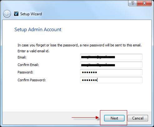 Setup Admin Monitor, Melacak dan Melindungi Aktivitas Internet Komputer