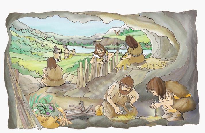 Resultado de imagen de Paleolítico