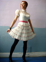 Creepy Doll Costume Dress