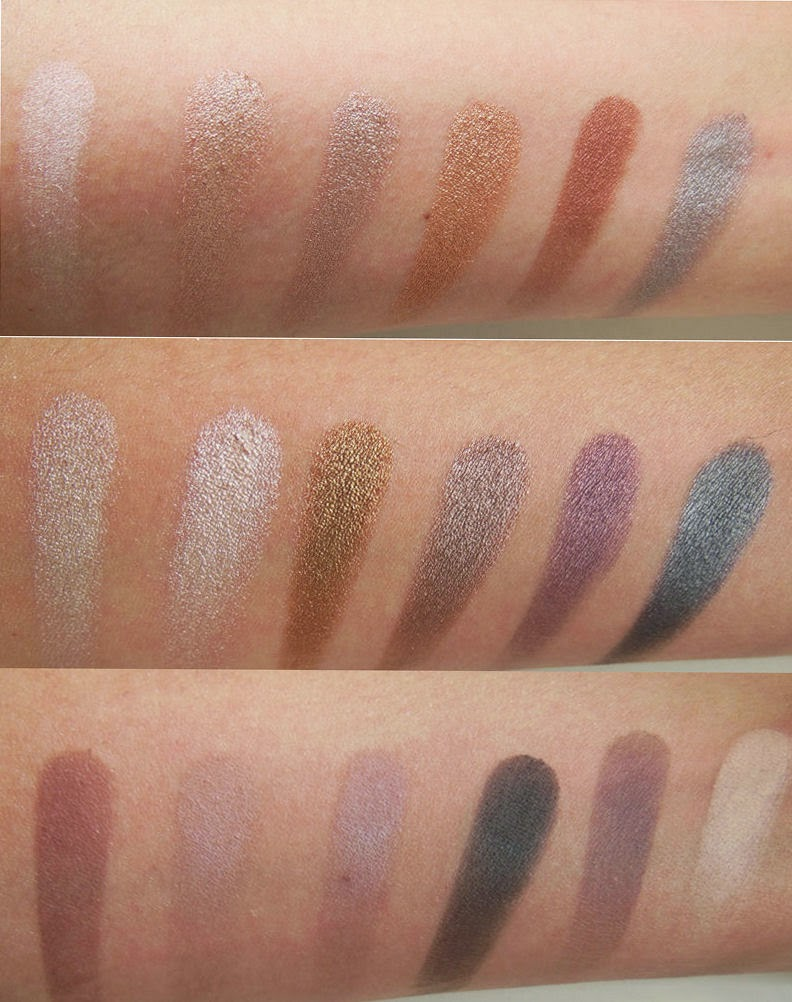 Girls on Film palette Makeup Revolution