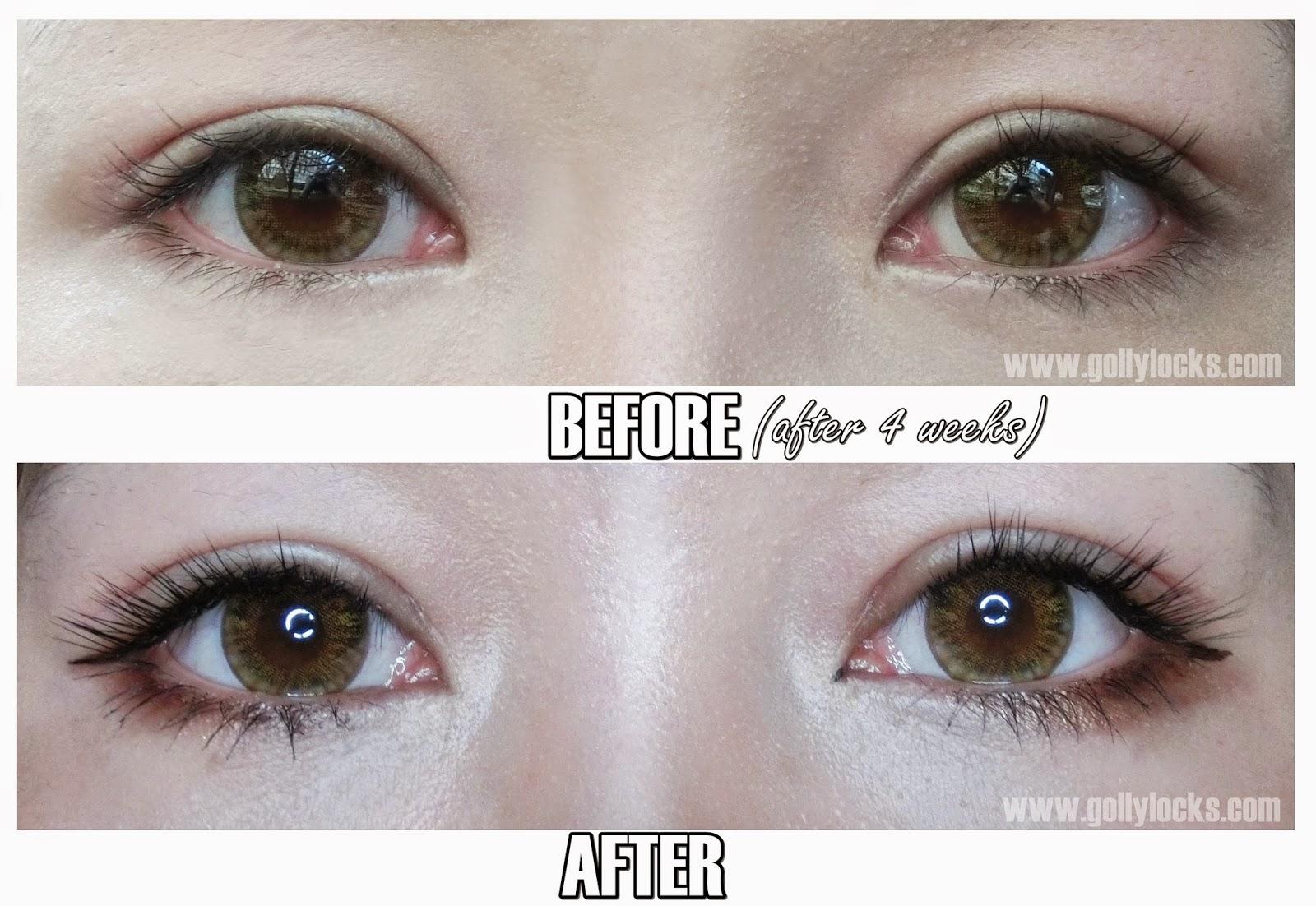 New L-Curl Eyelash Extensions by KJ Studio! - Golly-Locks