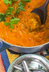 Paleo Chicken Tika Masala (Whole 30)