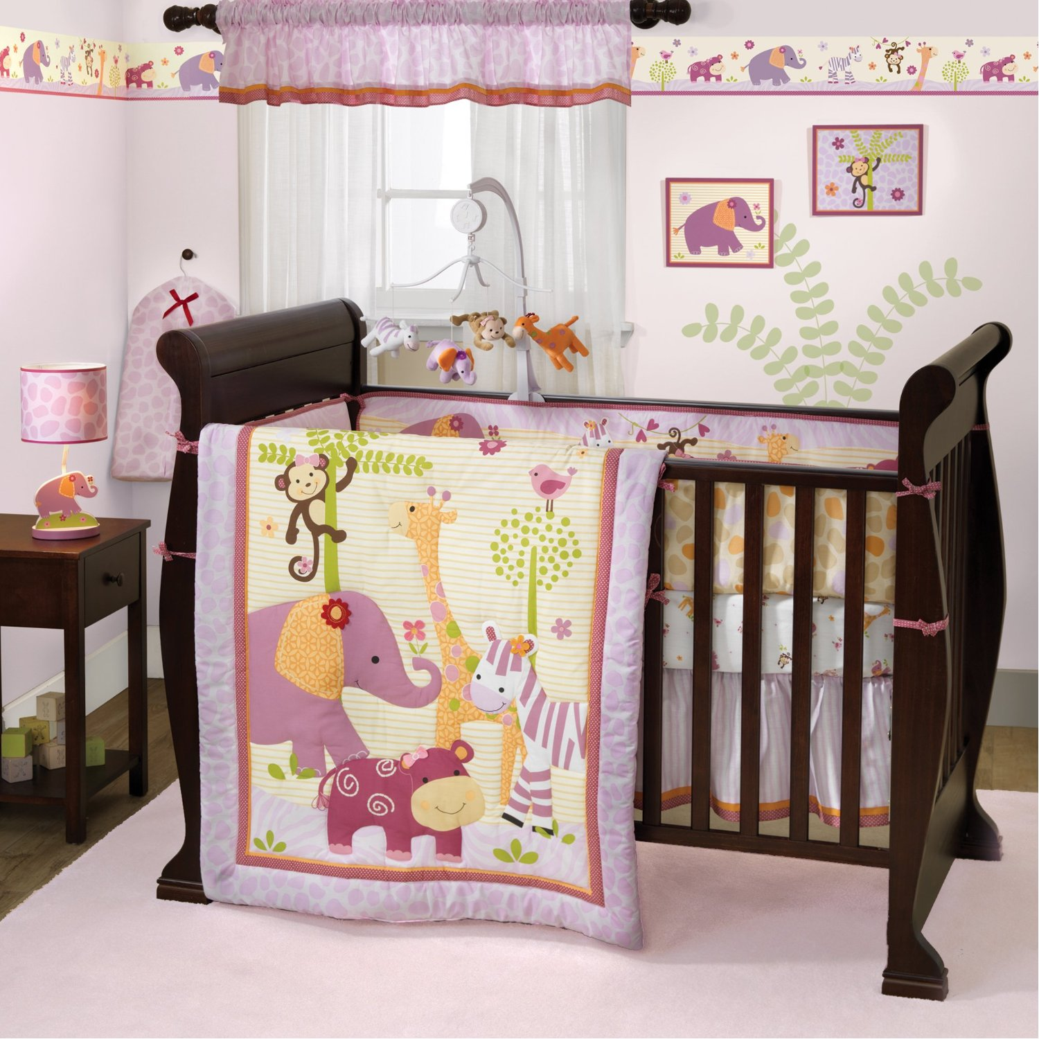 Nursery Room Ideas Animal Nursery Theme Series 1