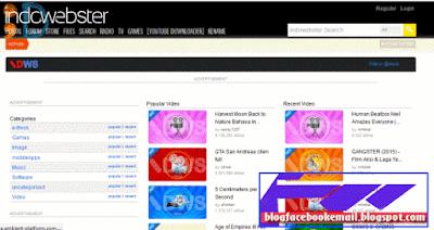 situs penyimpan file internet terbaik terpopuler