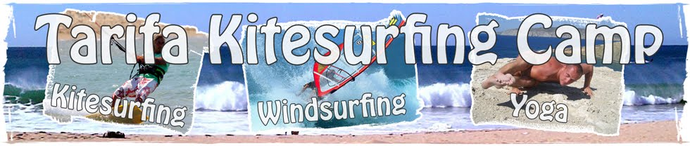 Tarifa Kitesurfing Camp, Tarifa Kitesurfing school lessons, Tarifa Spain