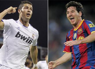 Scheme Si Goluri  Protagonistii Sunt Cristiano Ronaldo Si Lionel Messi