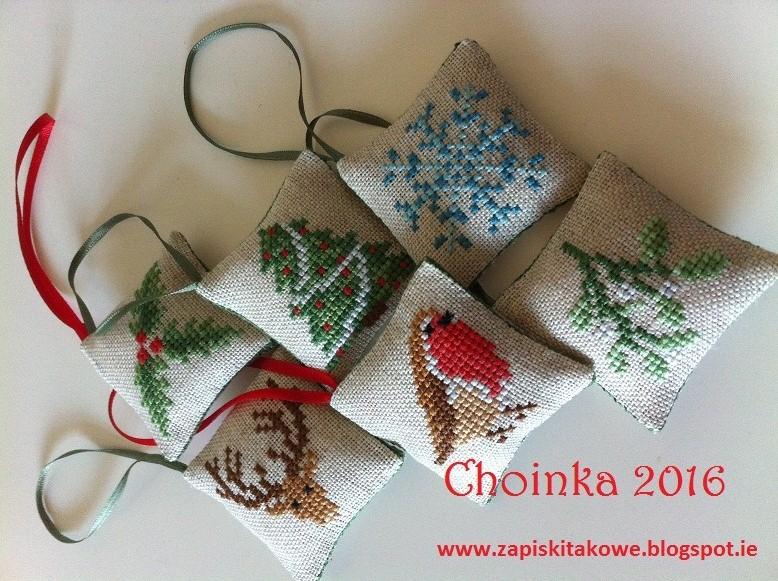 choinka 2016-październik