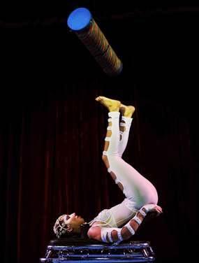 Shopping Grande Rio e Marcos Frota apresentam nova atração do 'Circo dos Sonhos'