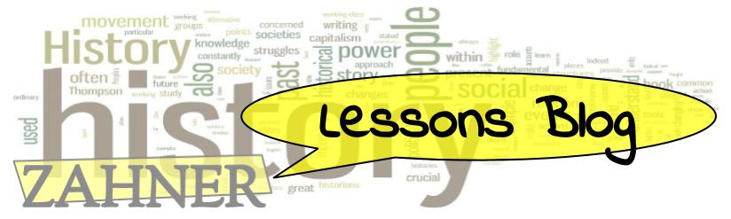 Zahner History Lessons
