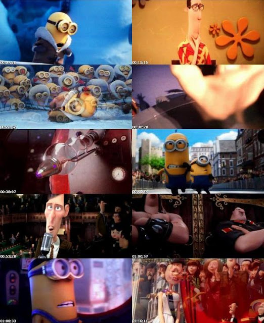 Minions 2015 New Movie