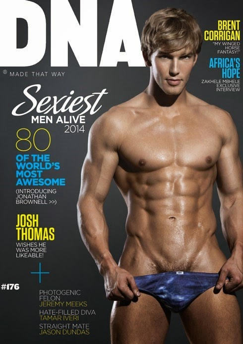 Jonathan Brownell for DNA #176