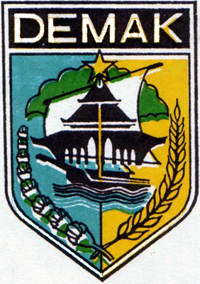 Logo Kabupaten Demak (Demak Beramal) | Download Gratis