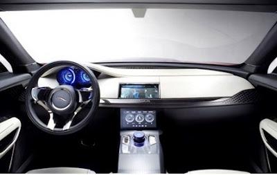 2017 Jaguar F-Pace Release