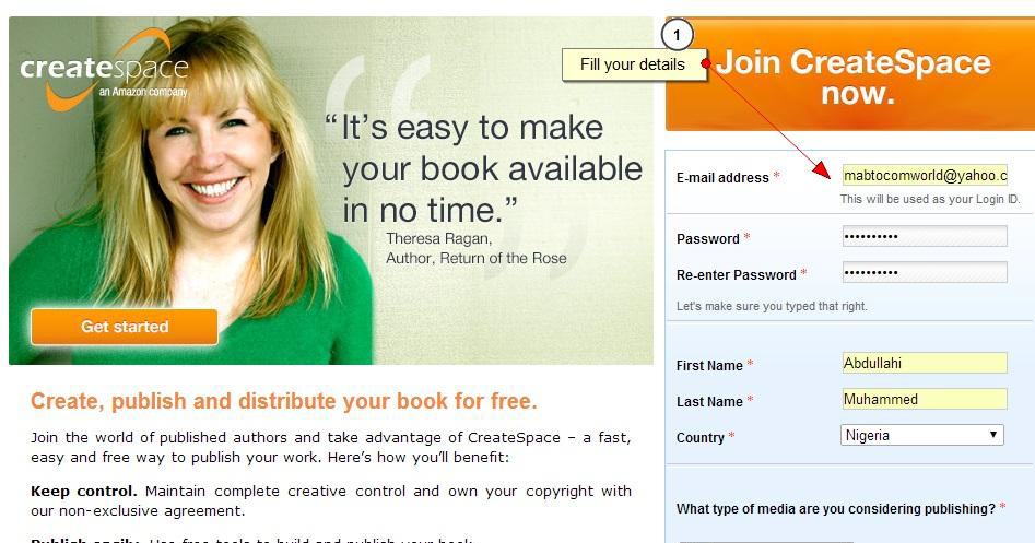 how to sell your self-published books online