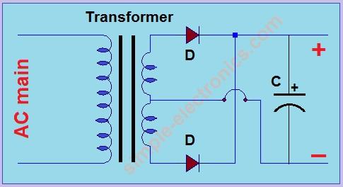 Ac Ac Converter Circuit Diagram