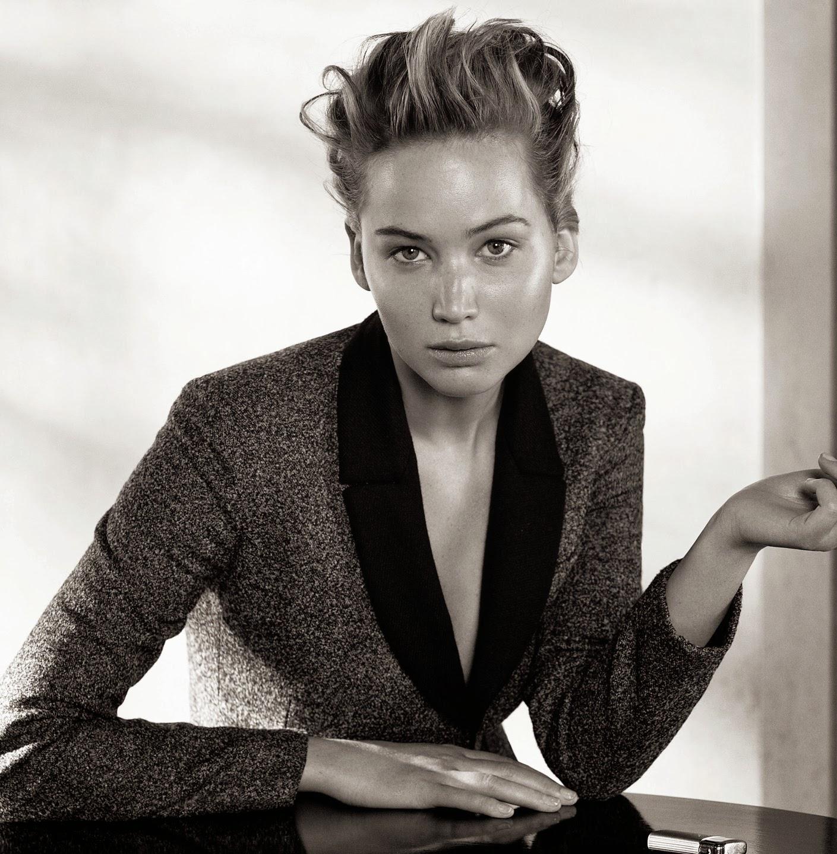 Jennifer Lawrence for Dior Magazine 2013