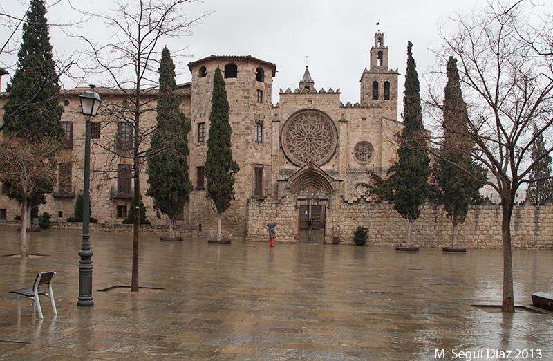 Mateu segu d az naturaleza fotograf a monasterio de sant - Mudanzas sant cugat del valles ...