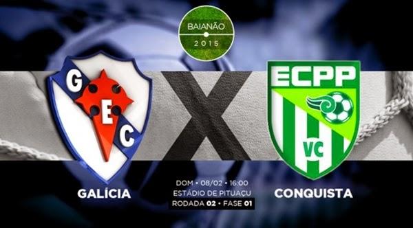 Vitória da Conquista vence Galícia e segue na ponta do Grupo 2