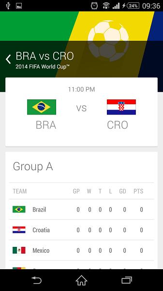 Google Now Uygulaması