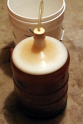 Great 100% Brett fermentation within 12 hours.