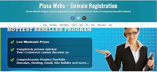 web hosting template blogger